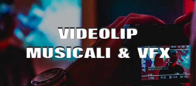 Videoclip Musicali e VFX